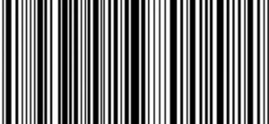 Linearer Barcode