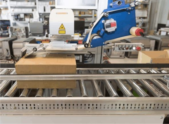 Laseraktivierbare Etikettierung