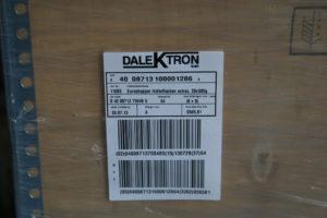 Logistik-Etiketten