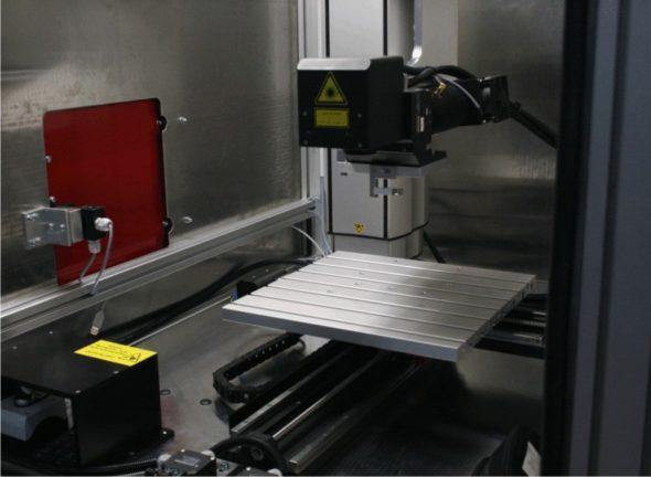 Laser-Kennzeichnung