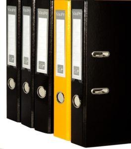 Archivierungs-Etiketten