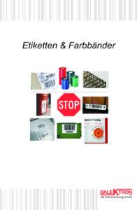Broschüre_Etiketten & Farbbänder