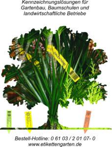 Gartenbaukatalog